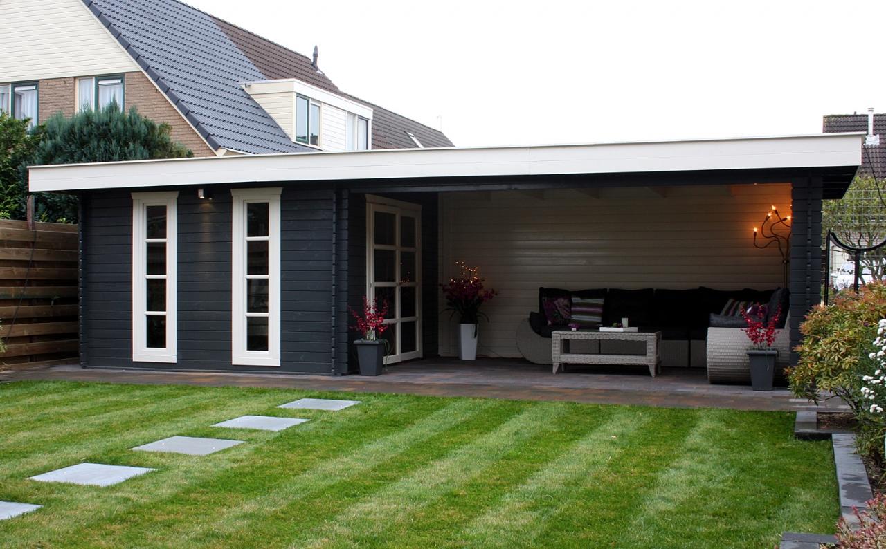 2017 zelf veranda bouwen kosten inspirerende idee n ontwerp met foto 39 s en voorbeelden - Ontwerp tuinhuis ...